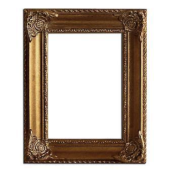 13x18 سم أو 5x7 بوصة، إطار الصورة الذهبية