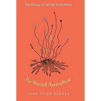 Las amebas sociales - la biología de los moldes de limo celular por John Tyler