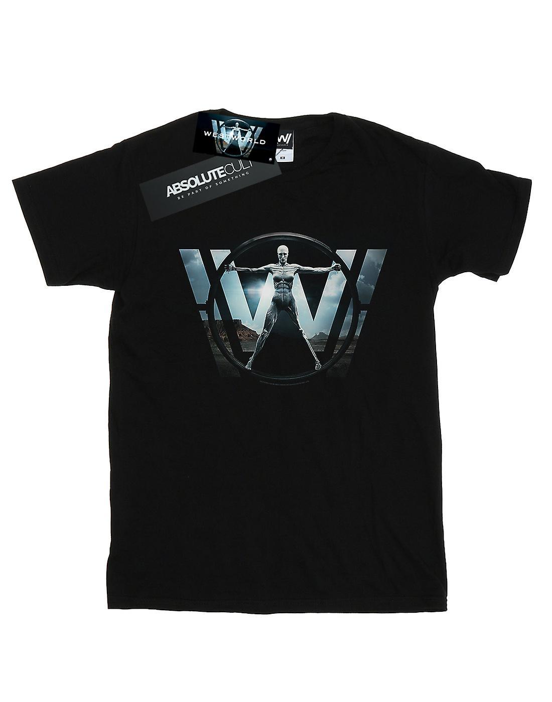 Westworld Men's Main Logo T-Shirt