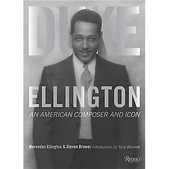 Duke Ellington - un icono por Mercedes Ellington y compositor americano-