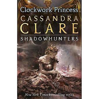 De helse toestellen 3: Clockwork prinses