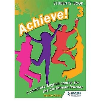 Raggiungere! Gli studenti libro 3: Student Book 3: An English del corso lo studente Caraibi