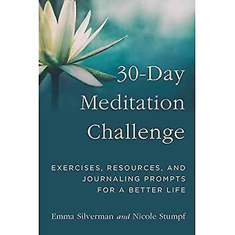 30-dagars Meditation utmaning