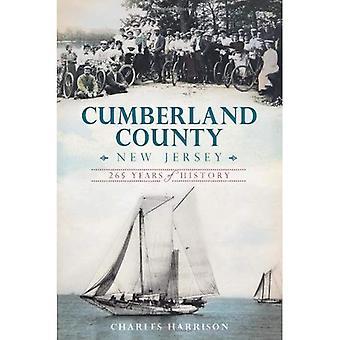 Condado de Cumberland, Nova Jersey: 265 anos de história