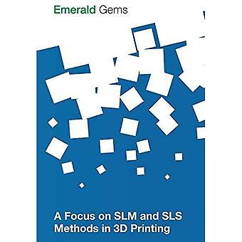 Fokus på SLM och SLS metoder i 3D-utskrifter (Emerald ädelstenar)