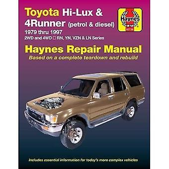 HM Toyota Hi Lux 2 & 4wd 4 Runne D & P 79-97