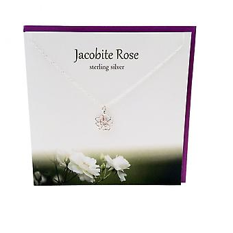 The Silver Studio Outlander Inspired Collection Jacobite Rose