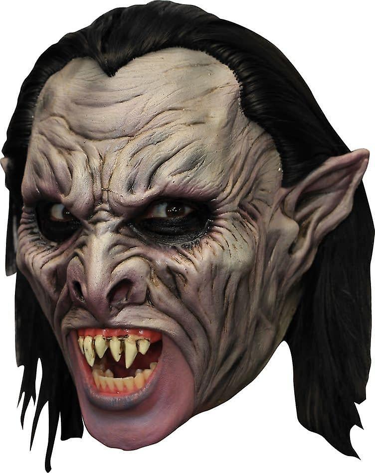 Vamp Dlx Chinless lateksowe maski na Halloween