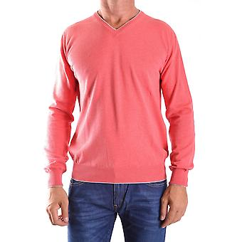 Altea Ezbc048026 Men's Orange Cotton Sweater