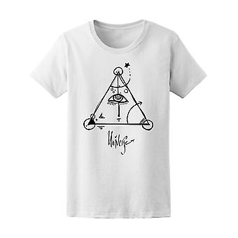 Universe Triangle Tee Men's -Image by Shutterstock