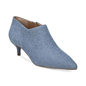 Franco Sarto Womens Deepa Fabric Pointed Toe Ankle Fashion Boots