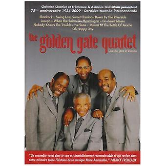 Golden Gate Quartet - Live a Vienne-Last European Tour [DVD] USA import