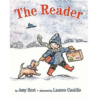 The Reader by Amy Hest - 9780761461845 Book
