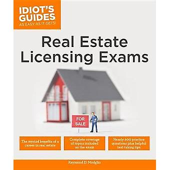 Real Estate Licensing Exams by Raymond D Modglin - 9781465462749 Book