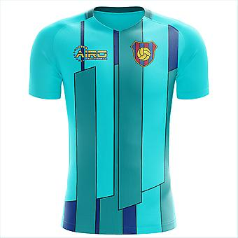 2019-2020 Barcelona Ronaldo derde concept shirt