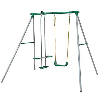 Plomme Helios II Swing Set