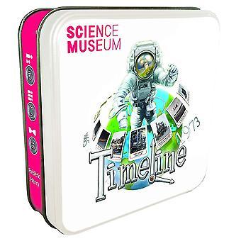 Asmodee ASMCARCHSMUK Timeline Science Museum Deck Box