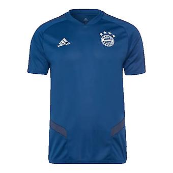 20-2020 Bayern München Adidas Training Shirt (Night Marine)-Kids