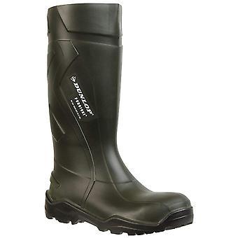 Stivali di gomma Dunlop adulti Unisex Purofort Plus completa sicurezza
