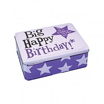 Bright Side Big Happy Birthday Storage Tin | Gifts Handpicked
