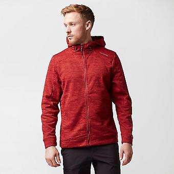 Nuevo Craghoppers chaqueta de estrato para hombre rojo