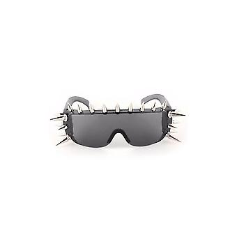 Attitude Clothing Punk AF Spiked Sunglasses