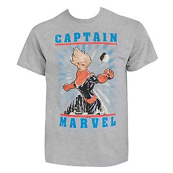 Kapteeni Marvel #5 Wingmen miesten ' s T-paita