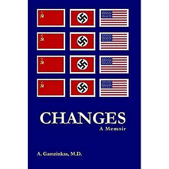 Endringer A memoarer av Gamziukas & M. D. Algirdas