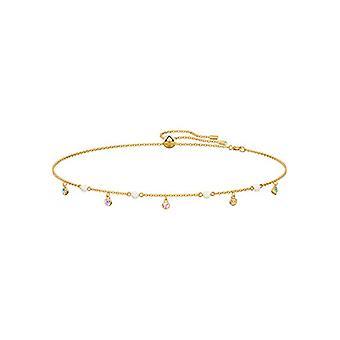 Collier de pendentif pour femme en acier Swarovski - 5457664