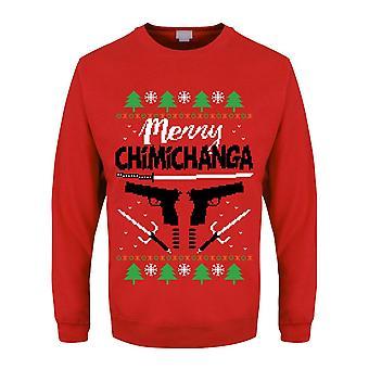 Grindstore miesten hyvää Chimichanga joulu hyppääjä
