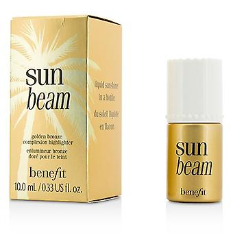 Benefit Sun Beam Golden Bronze Complexion Highlighter - 10ml/0.33oz