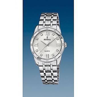 Festina - Wristwatch - Signore - F16940/A - Mademoiselle