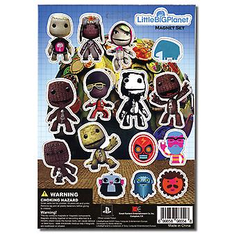 Magnet - Little Big Planet - New Sheet Cutout Characters Licensed ge8554