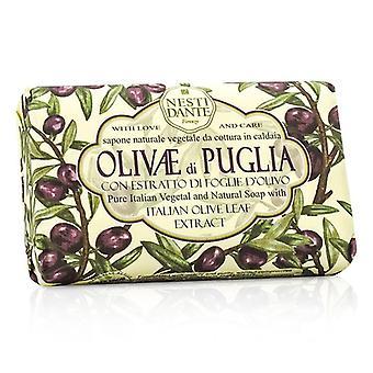 Nesti Dante luonnonsaippuaa Italian Olive Leaf Extract - Olivae Di Puglia - 150g/3.5 oz