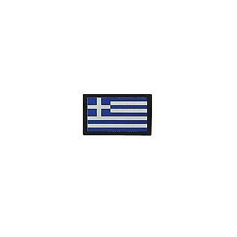 パッチエッカソンブロデプリント旅行記念バックパックギリシャの旗