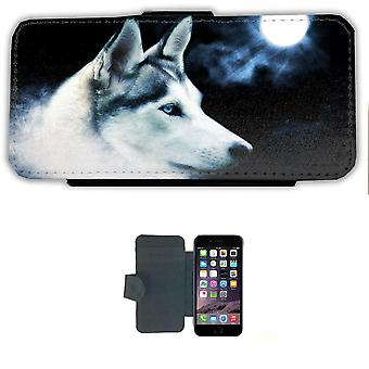 Maan Wolf/Mon Wolf iPhone 6/6s Wallet Case