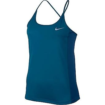 Nike Ladies Dry Miler Tank | Industrial Blue