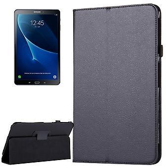 Schutzhülle Schwarz Tasche für Samsung Galaxy Tab A 10.1 T580 / T585 2016
