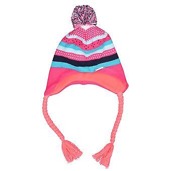 Nevica Womens Ladies Aspen Acrylic Warm Soft Beanie Hat Winter Snow Bobble Cap