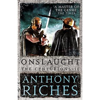 Onslaught The Centurions II by Anthony Riches