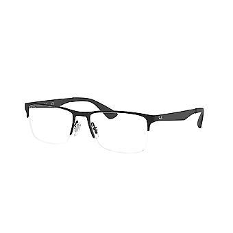 Ray-Ban RB6335 2503 Matte Black Glasses
