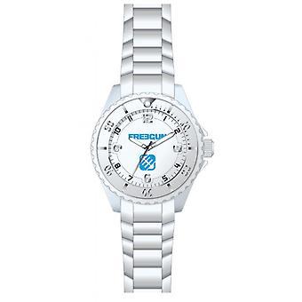 -Watch Freegun EE5252 Silicone white Gar we