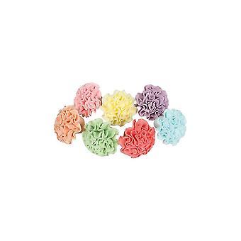 Culpitt geassorteerde suiker Pom Pom decoraties-30mm (ook kan worden gebruikt als anjers)
