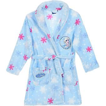Niñas HS2108 Disney Frozen Coral Fleece vestido vestido