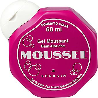 Moussel Klassiek badgel reisformaat 60 ml