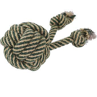 Regata resistente durável forte cauda punheteiro cão Play brinquedo para roer
