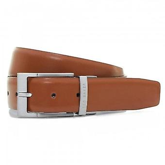 Ted Baker Connary Reversible Belt Tan/Chocolate