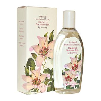 The Royal Horticultural Society Hibiscus Shower Gel 250ml