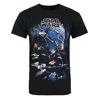 Star Wars Universe Uomini's T-Shirt