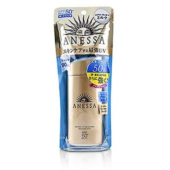 Shiseido Anessa Perfect Uv Sunscreen Huidverzorgingsmelk Spf50+ Pa++++ 90ml/3oz